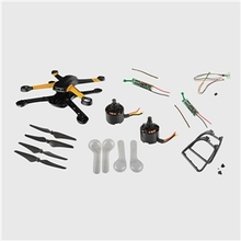 Crash Pack for Hubsan H109S X4 PRO H109S-62
