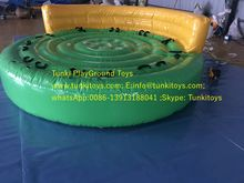 UFO inflatable  Inflatable water sports game,inflatable water flyfish for fun