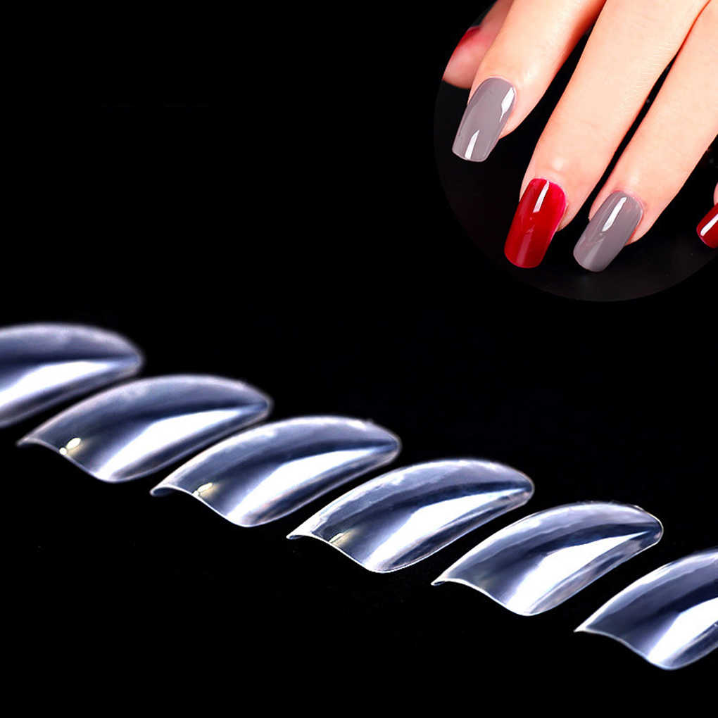 2019 nouveau 500 pièces/ensemble faux ongles autocollant dame ongle Art décalcomanies enveloppes vernis pâte ongles extension décor filles complet ongles conseils