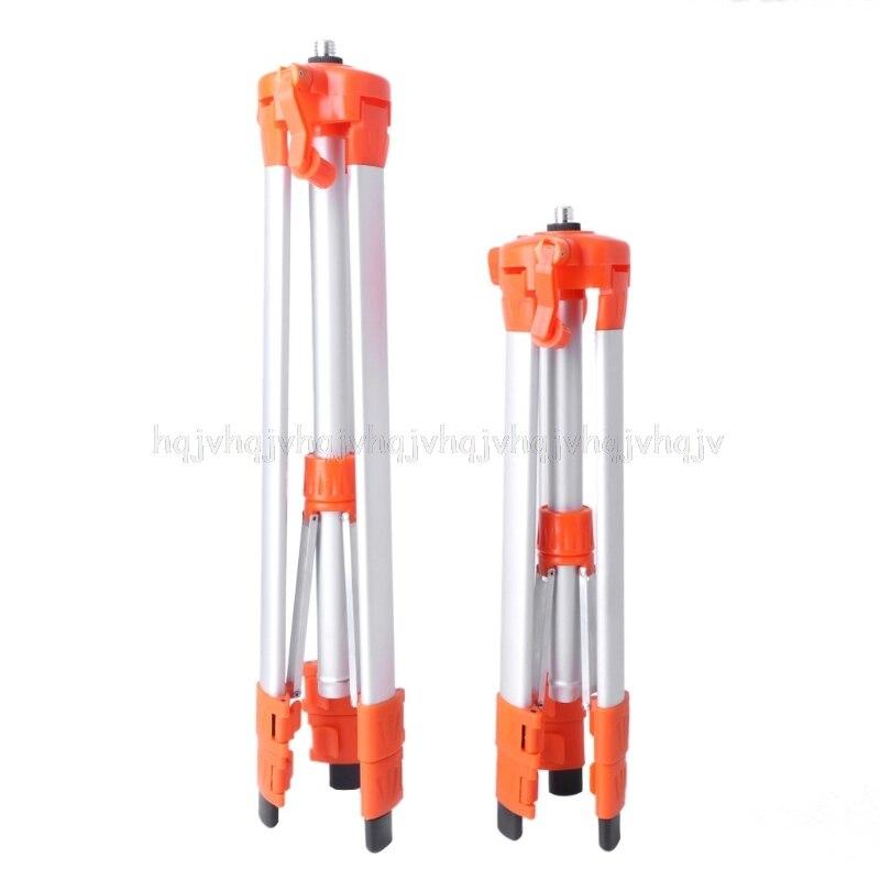 1,5 m/1,2 m Universal ajustable de aleación de aluminio del trípode soporte para láser aire nivel JUL06 dropship