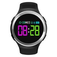 696 N69 Smart Armband Farbe OLED Super lange standby Wasserdicht Blutdruck Blut Sauerstoff Herz Rate Monitor-in Intelligente Armbänder aus Verbraucherelektronik bei