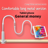 RBP 9.7-inch flat for panel mobile phone stent lazy bedside stand stent for Apple flat panel phone Stent air mini pro Universal