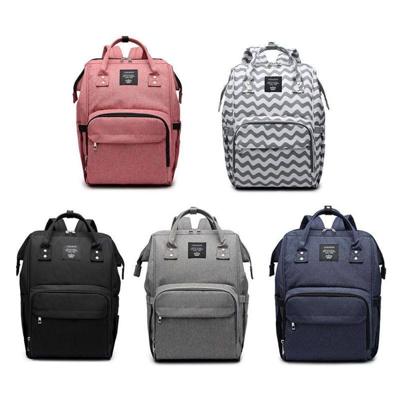 Mummy Portable Backpack Large Capacity Fashion Waterproof Nursing Diaper Bag for Baby Care T8Mummy Portable Backpack Large Capacity Fashion Waterproof Nursing Diaper Bag for Baby Care T8