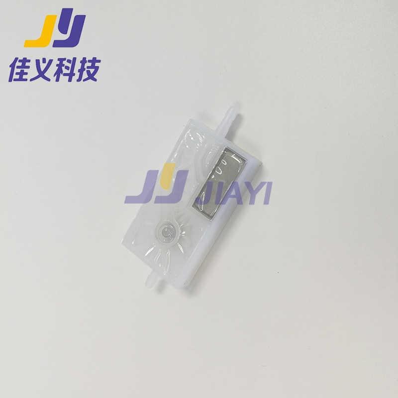 Hot Sale!!! JV33 Double Langsung Konektor Air Damper untuk Mimaki/Mutoh/Wit-Warna Seri Inkjet Printer Pelarut