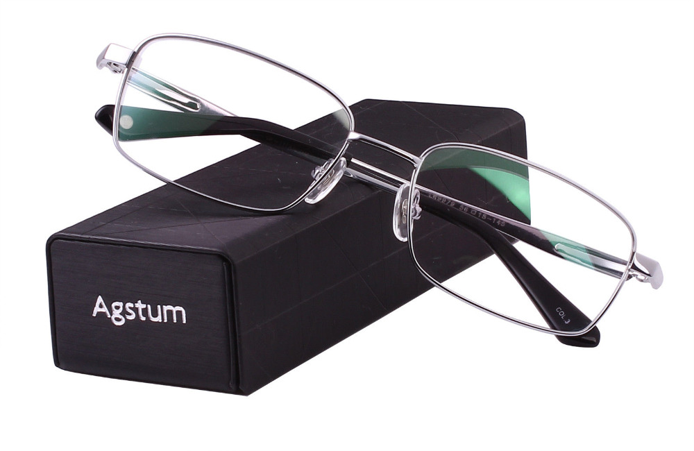 9c138382f0 100% Pure Titanium Spectacles Men s Optical Eyeglass Frame eyewear Rx-able  L9979