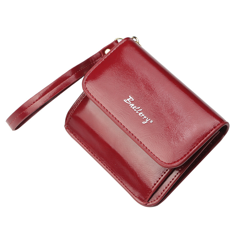 Mini Wallet Women Leather Wallets Fashion Hasp Short Wallet Female Small Woman Wallets 7 Colors Purses Coin Purse Card Holdes