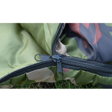 Sleeping Bag with Camouflage Pattern