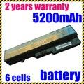 Jigu bateria do portátil para lenovo ideapad g460 g465 g470 g475 g560 g565 g570 g575 g770 z460 l09m6y02 l10m6f21 l09s6y02