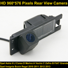 PAL HD 960 576 Pixels Car Parking Rear view font b Camera b font for Opel
