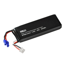 1pcs H501S X4 RC Quadcopter Spare Parts 7.4V 2700mAh 10C Lipo Battery For Hubsan H501C RC Quadcopter Part