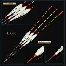 Good Deal 3pcs/lot Fishing Floats 1-3# Balsa Cylinder Shape Flotador Bobbers Small Fish