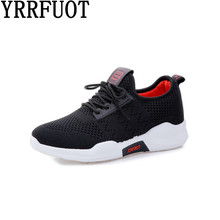 YRRFUOT Fashion Shoes For Women Brand Air Mesh Solf Woman Trend Shoes Zapatillas Hombre Moda Mujer 2019 Fashion Shoes For Women