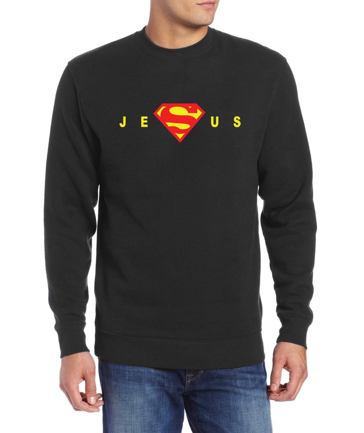 Jesus sweatshirt 2019 men harajuku hip-hop hoodies fashion hoody mma kpop brand tracksuit casual top  pullover