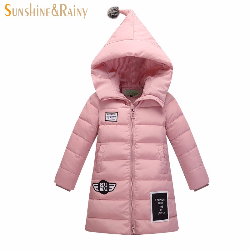 Kids-Winter-Down-Jacket-For-Girls-2016-New-Fashion-Children-Thicken-Warm-Hooded-Long-Coat-White