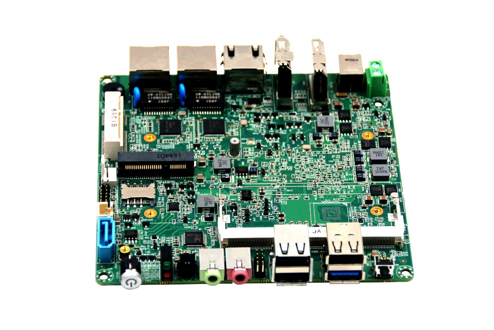 very cheap  Bay trail Dual Lan Quad Core Mainboard J1900 nano itx RS232 motherboard OEM firewall industrial embeddded motherboard itx m9f supports intel j1900 2 00ghz quad core processor with 1 vga 6 usb 2 com