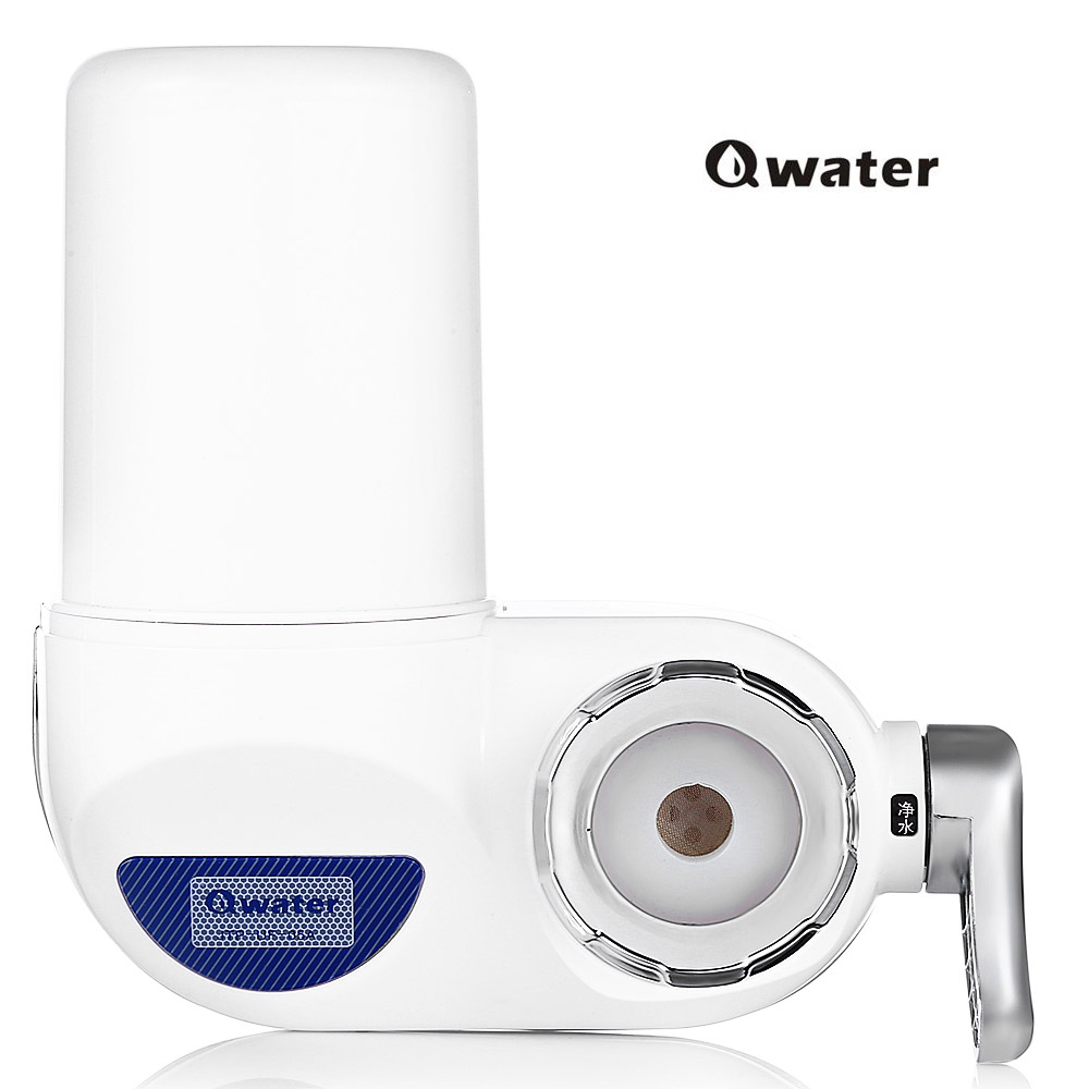 Qwater UF Filter Faucet Household Water Filter Purifier Purification Hight Quality Remove Water Contaminants Faucets Filter new remove water contaminants alkaline water ionizer household water filter purifier purification for drinking filtro de agua