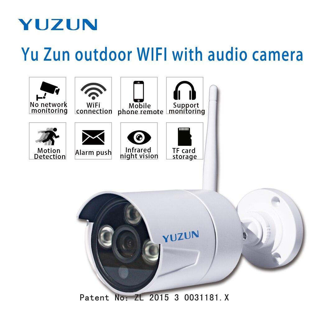 2MP distance Security Camera font b outdoor b font Waterproof Camera IP66 IP Bullet Camera color
