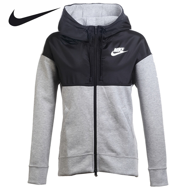 Nike Women's Spring Knitted Outdoor Sports Jacket 829408-063-010 kansa k 063 outdoor sports elastic ankle support guard protector white