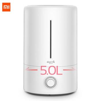 Xiaomi 5L Aria Umidificatore Su Larga Scala Aromaterapia Ad Ultrasuoni Macchina Ad Ultrasuoni Atomizzazione Umidificatore Home Office 35DB Umidificatore Mute