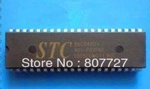 1 шт mcu stc89c54rd 40i pdip 40 stc89c54 dip stc микроконтроллер