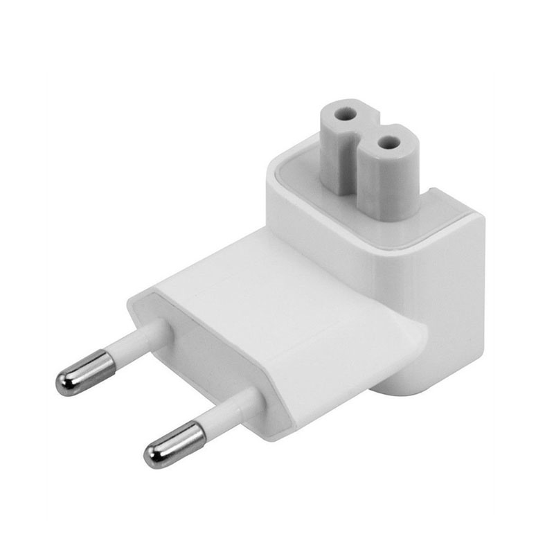 цена New Arrival US to EU Plug Travel Charger Converter Adapter Power Supplies for Apple MacBook Pro / Air / iPad/ iPhone HR