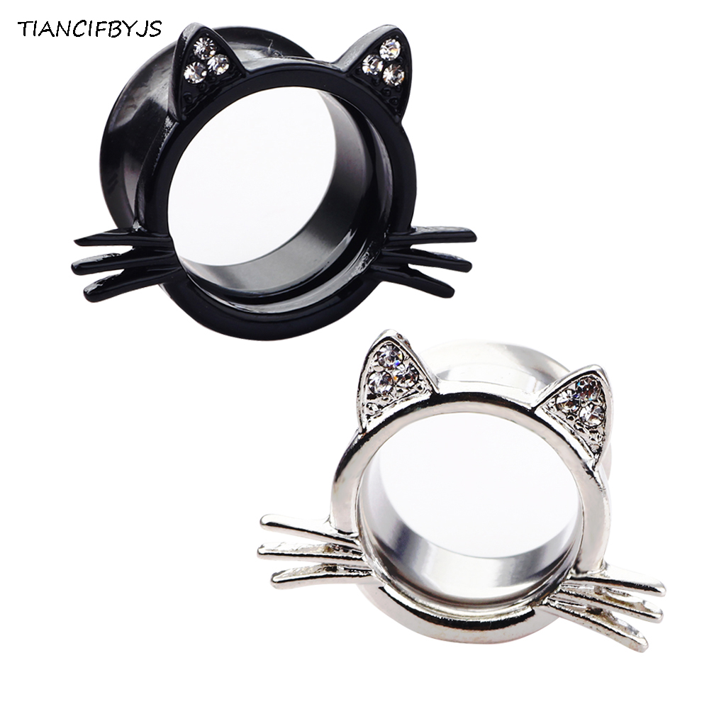TIANCIFBYJS 2pcs Flare Ear...