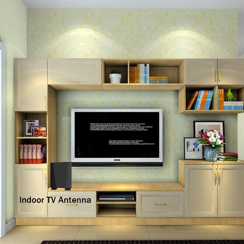 HD Antenna For Digital TV Support DVB T2 ATSC ISDBT TV Antenna
