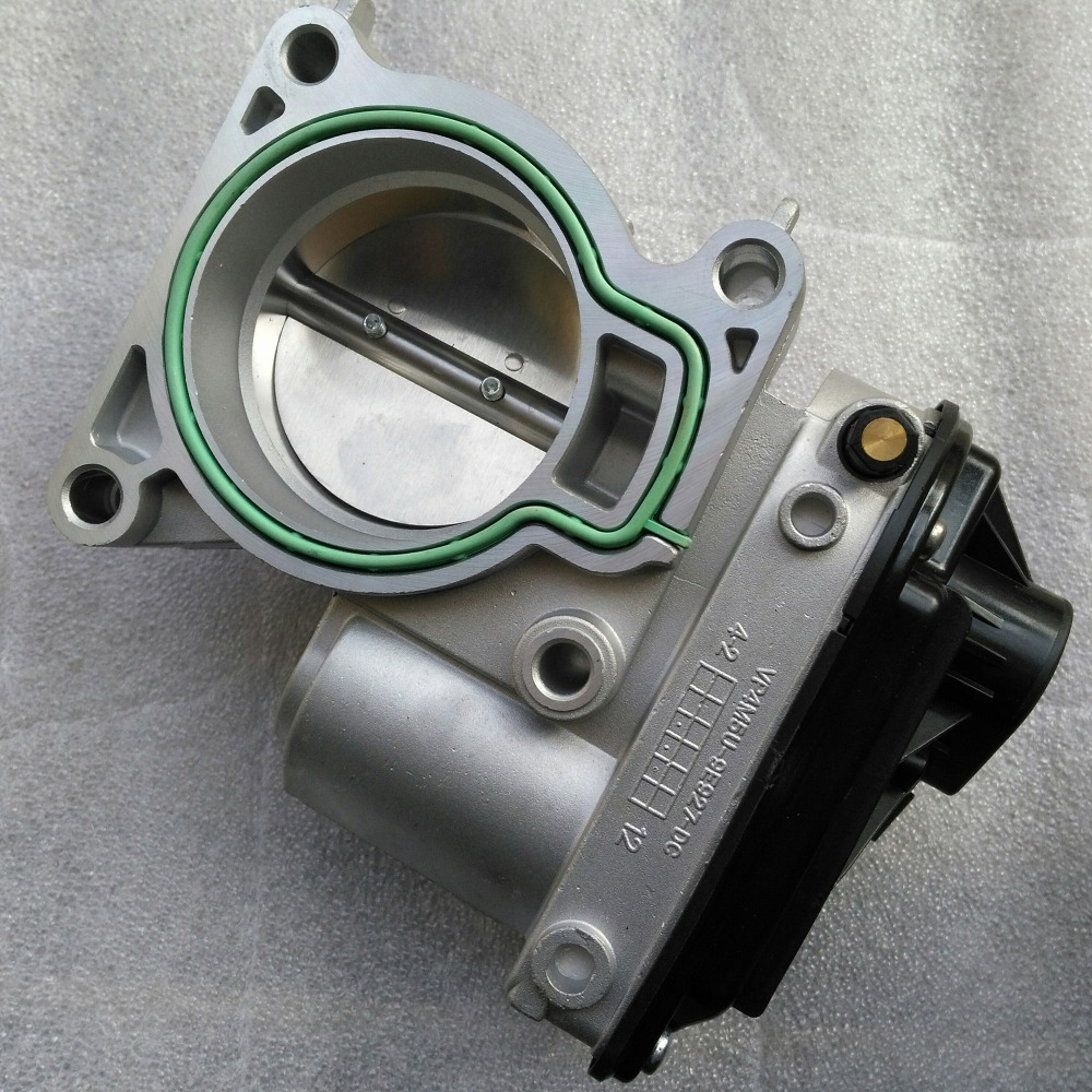 60mm 1556736 VP4M5U9E927DC 4M5GFA fits to Ford fiesta st 150 enlarged electronic throttle body цена