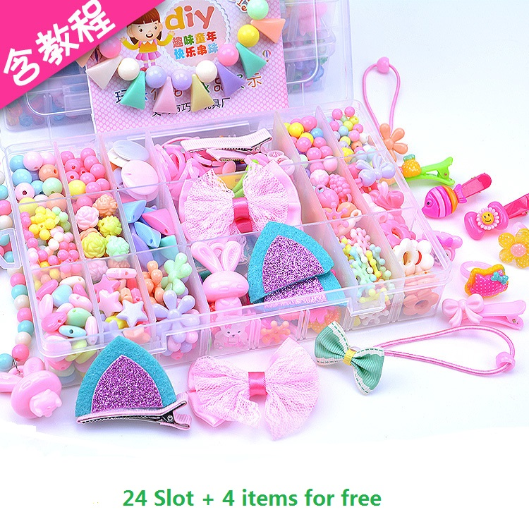 fuse box gifts promotion shop for promotional fuse box gifts on 8models 24 slot perler beads 500pcs box set hama beads eva fuse beads for girls diy educational jigsaw puzzle toys gifts