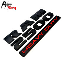 Rhino Tuning 3D Ram 2500 Heavy Duty Fender Bumper Emblem New OEM Mopar Nameplate Sticker # 20380