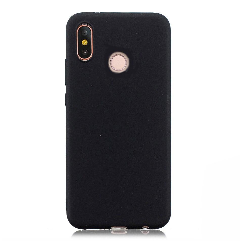 Candy Macaron Color Case For Xiaomi Redmi S2 6A 6 Pro 10