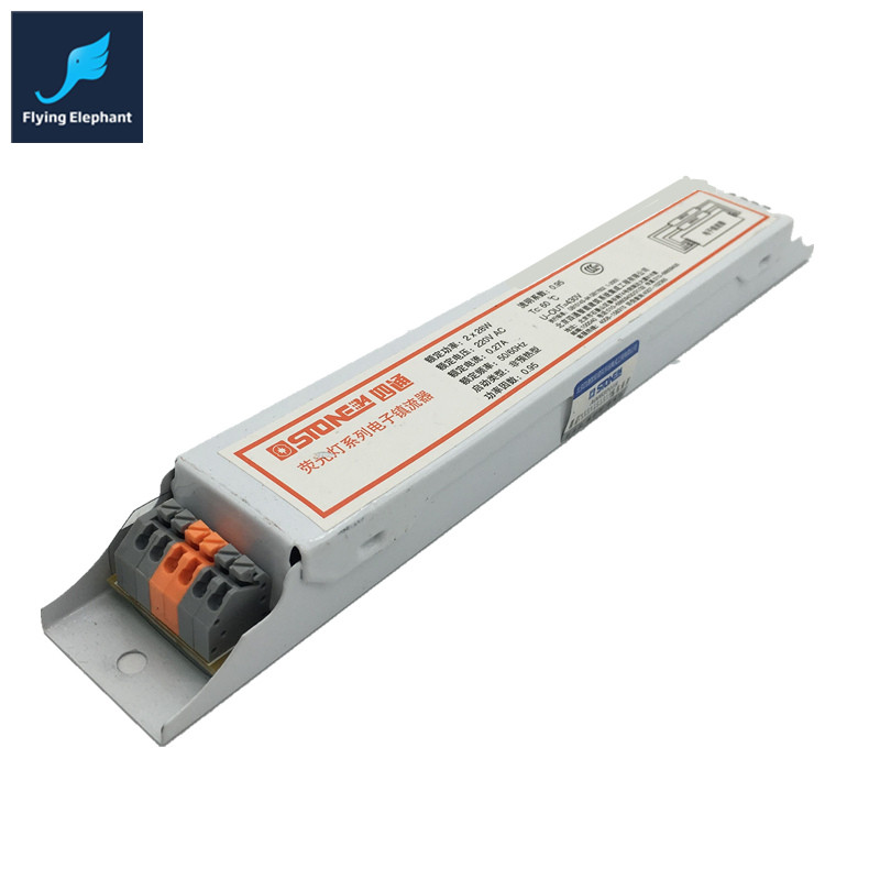 Balastros reator eletrônico para lâmpadas fluorescentes Power : 2x28w(also Use For 20w-30w Lamps)