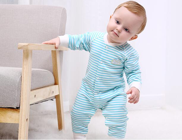 81cff44e581f Newborn clothes long sleeve romper for 3 6 months baby baby s ...