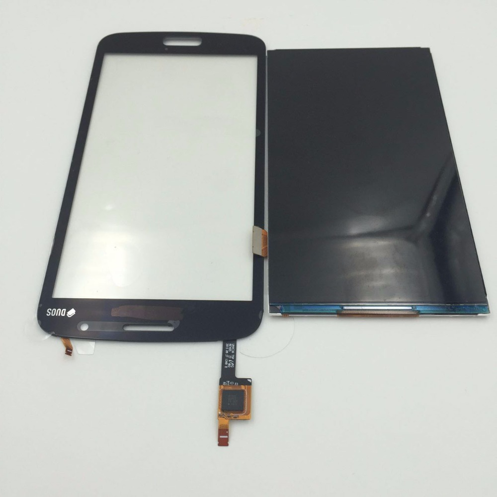 Original For Samsung Galaxy Grand 2 Duos G7102 G7105 Lcd Display Screen Free Shipping Black White
