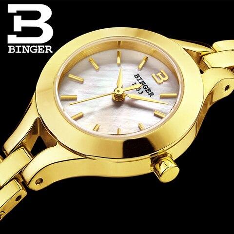 Pulseira de Ouro Relógios de Luxo para as Mulheres Fino de Aço Relógio de Pulso Relógio de Quartzo da Senhora Elegante Completa Mini Shell Voga Vestido Montre Femme