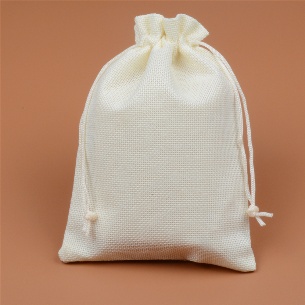 durable in use shoes for cheap shop best sellers US $42.49 15% OFF Rustic Hessian Burlap Bags Candy Gift Beads Jewelry Bags  Wedding Favors Drawstring Jute Bag For Storage Wedding Decoration White-in  ...
