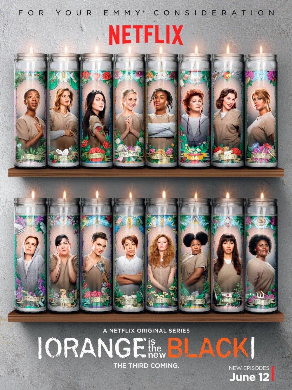 Orange Is The New Black Promo Poster Las mejores series de ...