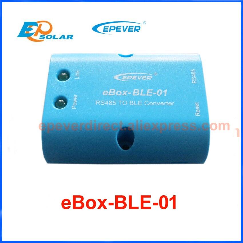 Bluetooth Boîte Mobile Téléphone APP utiliser pour EP Solaire du Traceur Communication eBox-BLE-01 EPEVER eBox-WIFI-01 MT50 à distance mete