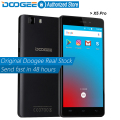 DOOGEE X5 pro mobile phones 5.0Inch HD 2GB RAM+16GB ROM Android 5.1 Dual SIM MTK6735 Quad Core 5.0MP 2400mAH GSM WCDMA LTE WIFI