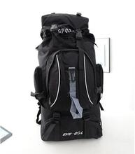 The new fashion men and women shoulders package mountaineering large capacity luggage bag quality multi-functional luggage