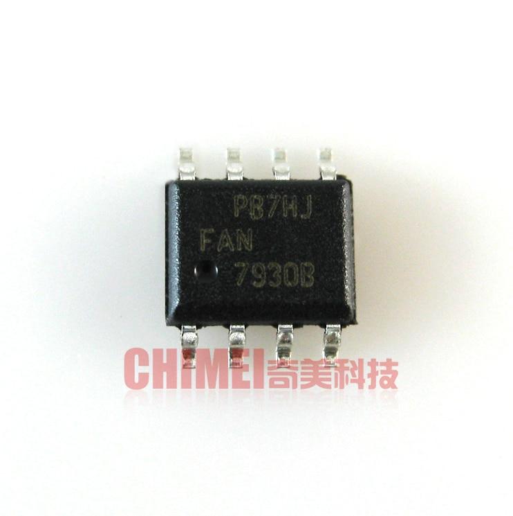 10pcs  FAN7930B FAN7930BG FL7930BG SOP-8 SMD LCD Power Management Chip