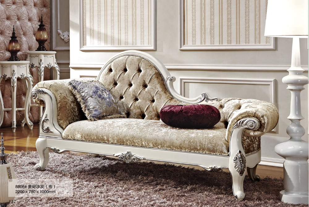 Royal Baroque Sofa Princess Sofa Chesterfield Luxury Sofa