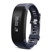2017 smart watch para hombres de las mujeres de la manera bluetooth smart watch para iOS Android como Miband 2 Heart Rate Monitor Podómetro pk fitbits