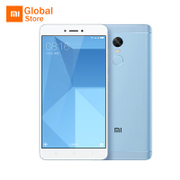 Original Xiaomi Redmi Note 4X 4 X Mobile Phone Snapdragon 625 Octa Core 4GB RAM 64GB ROM 5.5