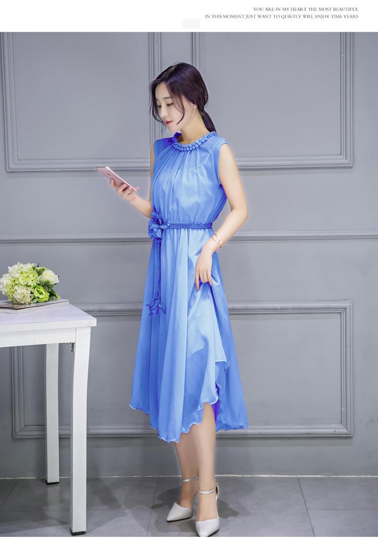 e310aa40876 Chiffon Vest Dresses Women Summer Clear New Unusual Often Princess ...