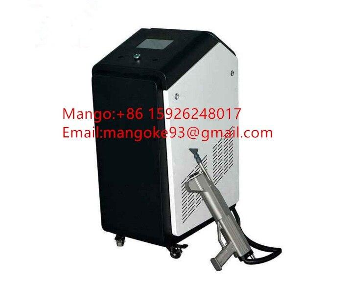 Wuhan bcxlaser высокая производительность лазерной Металл ржавчины 1000 Вт