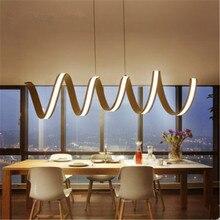 Moderno LEVOU Pingente luzes para sala De Jantar sala de estar luzes Restaurante Bar Cozinha lamparas luminária AC85-260V lâmpadas pingente