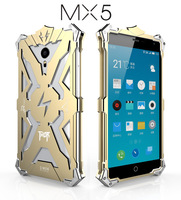 Original Simon Case For Meizu MX5 THOR IRONMAN Shockproof Metal Back Cover Aluminium Frame Anti Knock