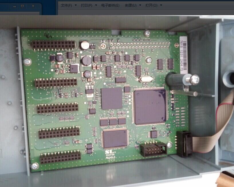 Inverter motherboard/CPU board/panel 761BInverter motherboard/CPU board/panel 761B