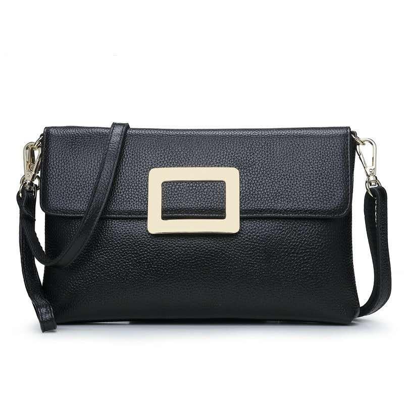 Brand Ladies Lichee Pattern Handbag Fashion Women Clutch Bag Genuine Leather Hand Bag Evening Party Ladies Wristlet Hand Bag все цены